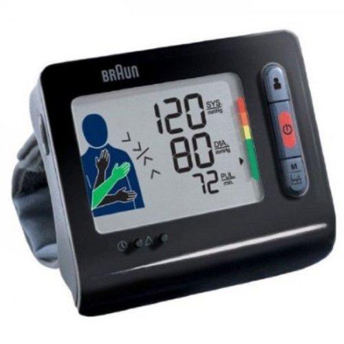 Braun TrueScan Plus Wrist Blood Pressure Monitor