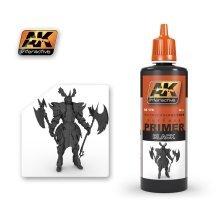 Ak00178 - Ak Interactive Black Primer 60ml