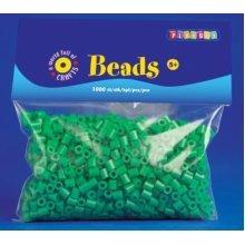 Green 1000 Piece Refill Beads -  pbx2456159 playbox beads green 1000 pcs refill 18