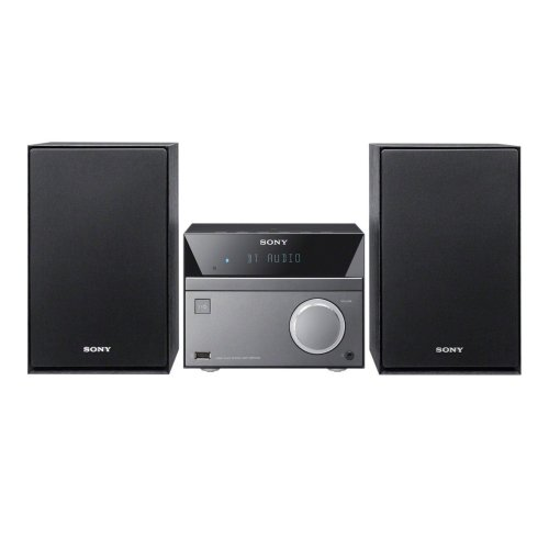 Sony CMT-SBT40D CEK Hi-Fi System with BLUETOOTH Technology CMT-SBT40D.CEL