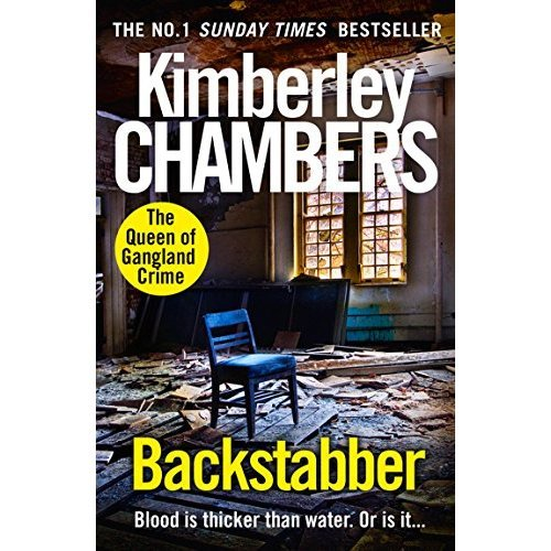 Backstabber: The No. 1 bestseller at her shocking, gripping best – this book has a twist and a sting in its tail! (Butlers 5)