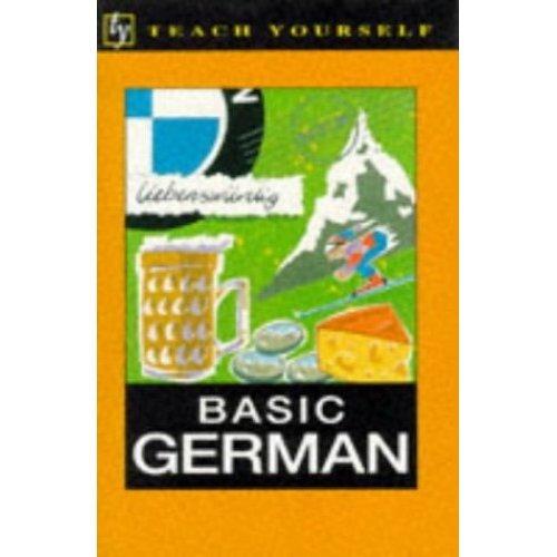 Teach Yourself Basic German (TYL)