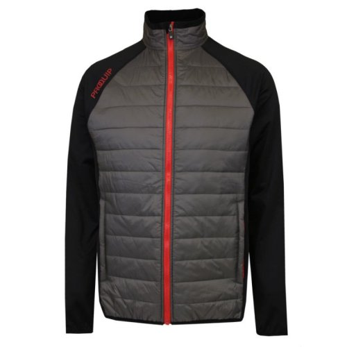 ProQuip Therma Tour Quilted Windproof Golf Jacket