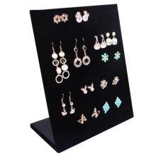Velvet Jewelry Organizer Ear Studs Earring Holder Display Stands Display Board