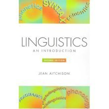 Linguistics: An Introduction: A New Introduction