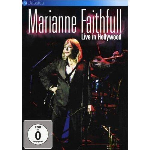 MARIANNE FAITHFULL - LIVE IN HOLLYWOOD [DVD]