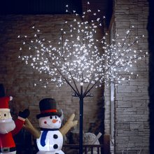 Winter Workshop LED Kyoto Christmas Tree Indoor & Outdoor Multi Function Lights