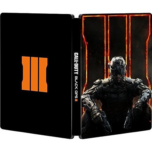 Call of Duty: Black Ops III - Steelbook Edition