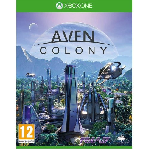 Aven Colony Video Game Xbox One with Cerulean Vale Pre-Order DLC