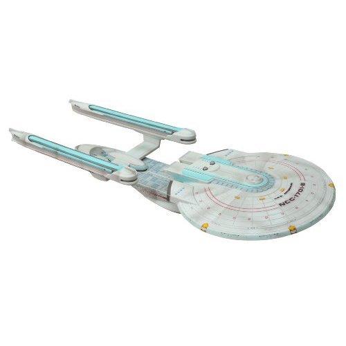 Diamond Select Toys Star Trek Electronic Battle Damaged Enterprise B Ship