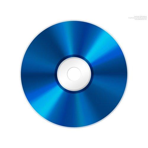 Blank DVD-R Disc Silver Face Data/Movie DVD (16x 120min 4.7GB)