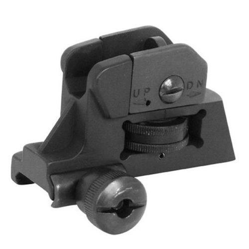 Nc Star Mardrs Ar15 Detachable Rear Sight