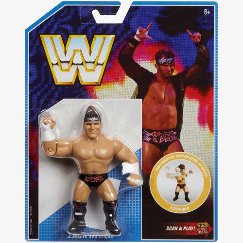 WWE Retro - Series 8 - Zack Ryder Figure