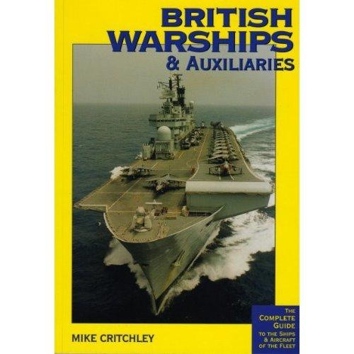 British Warships and Auxiliaries 2001-2002