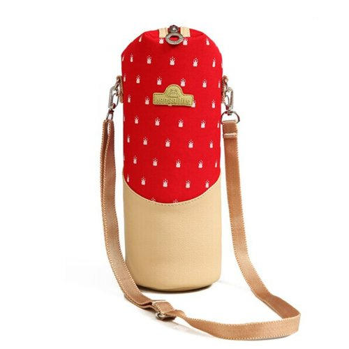 Lovely Baby Bottle Messenger Bag/Keep Warm (26*9CM)