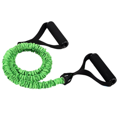 Fitness&Exercise Band Shaped Rope Expender High-elastic Resistance Green