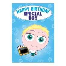 Birthday Card - Special Boy