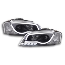 DRL Daylight headlight Audi A3 8P Year 08-12 black