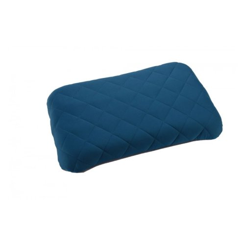 Vango Deep Sleep Thermo Camping/Travel Pillow- Turbulent Blue