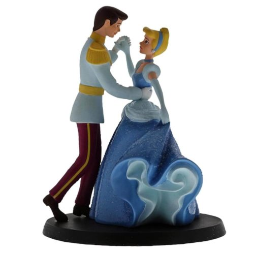 Disney Cinderella Wedding Cake Topper