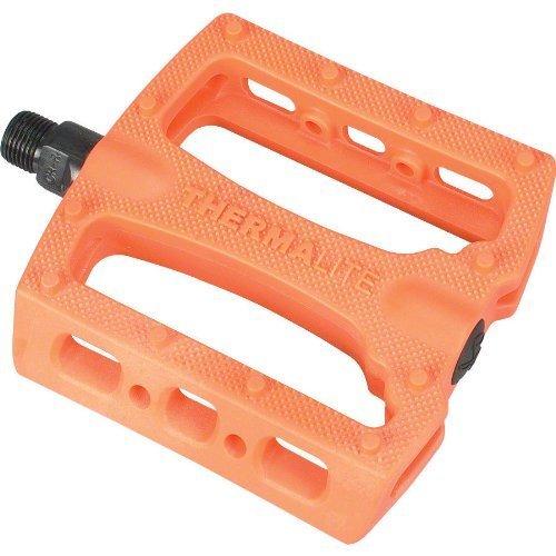 Stolen Parts Thermalite 9 16 Pedals Neon Orange