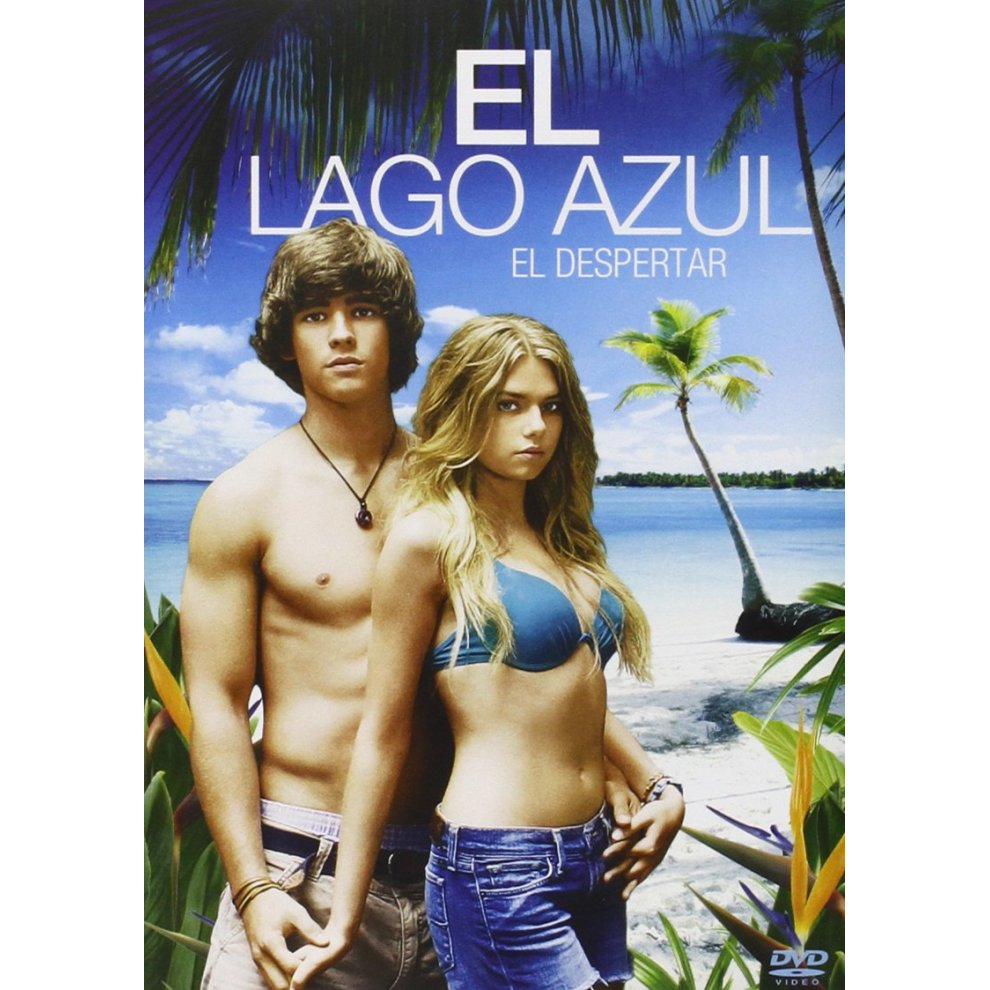 Blue Lagoon The Awakening 2012 Region 2 Pal Plays In English Without Subtitles
