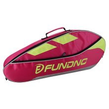 Hot Sale Badminton Equipment Bag Badminton Racket Bag ROSE