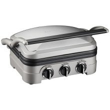 Cuisinart GR4CU Griddle Contact Grill & Panini Press