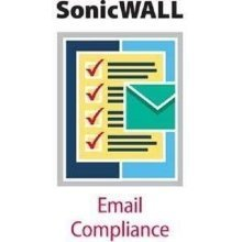 Sonicwall Email Compliance Subsciption 100 Users - 1yr