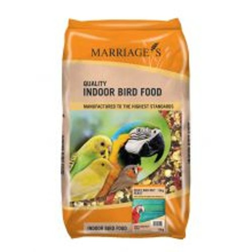 Msf Parrot Fruit & Nut 10kg