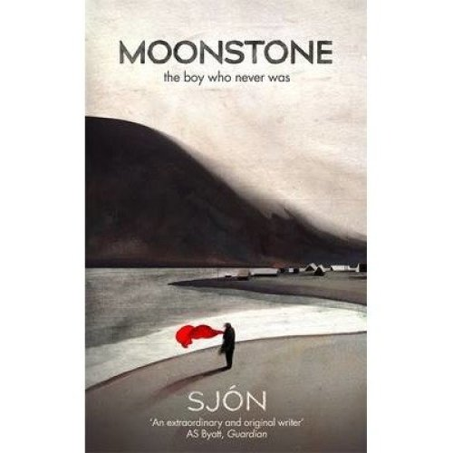Moonstone: the Boy Who Never Was