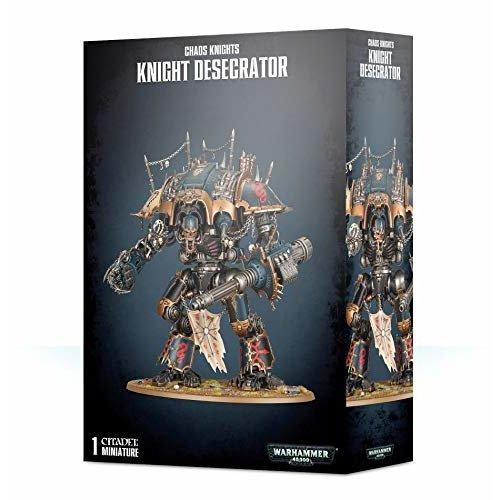 Games Workshop Warhammer 40,000 - Knight Desecrator