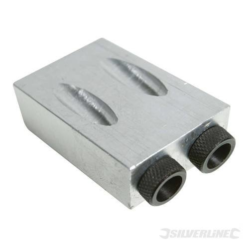 6 8 & 10mm Pocket Hole Jig