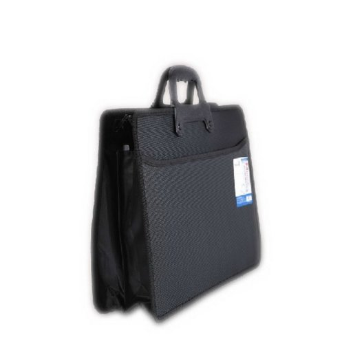 Executive Organizer Portfolio Briefcase Black(M:ST4033)