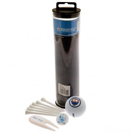 Manchester City FC Golf Gift Tube