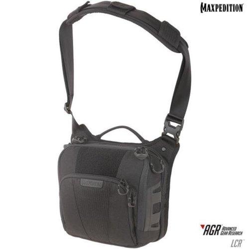 Maxpedition LCRBLK Lochspyr Bag, Black