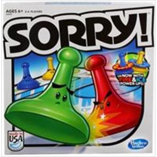 Hasbro A5065 Sorry Game Refresh
