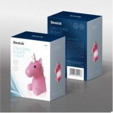 Sentik Colour Changing Unicorn Night Light - Pink Edition