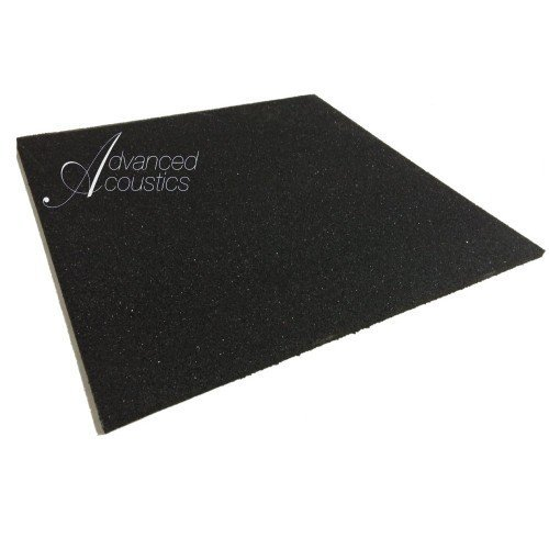 M20 Acoustic Soundproofing Mat - Size - 1m by 1m sheets, 20mm thick - 50 Sheet Pallet