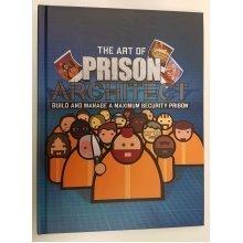 The Art Of Prison Architect HardBack Book