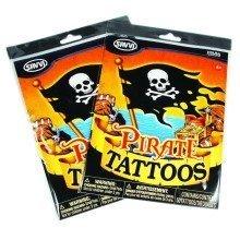50 Pirate Tattoos