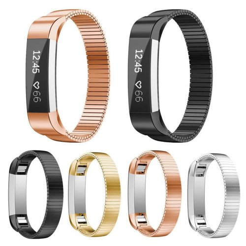 Replacement Stainless Steel Watch Band Accessory Metal Strap For Fitbit Alta